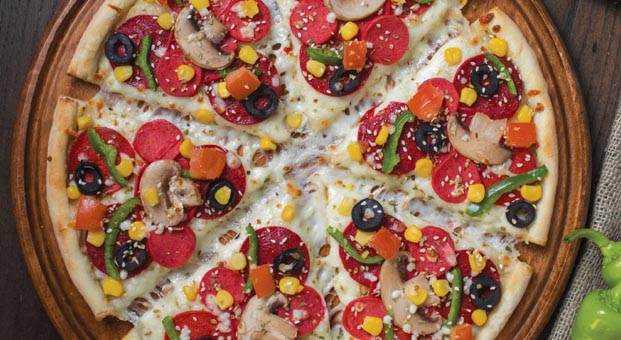 Dominos Pizzadan Ramazan Güzelliği Emlaktafark