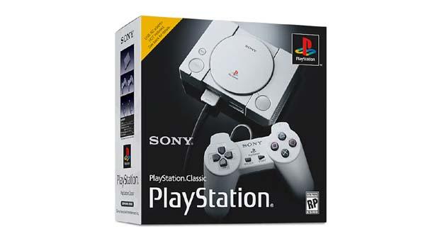 Efsanevi PlayStation Classic oyun konsolu 24 yıl sonra yeni tasarımıyla n11'de