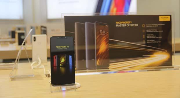 "EVOFONE, ""Hızın Yeni Efendisi"" Xiaomi Pocophone F1'i yetkili Mi Store'da satışa sundu"