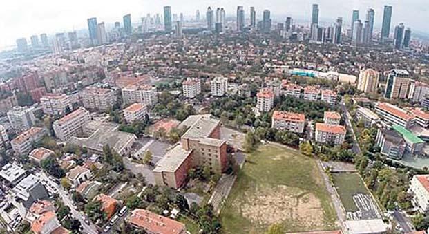 KİPTAŞ: Polis okulu arazisine AVM yapılmayacak