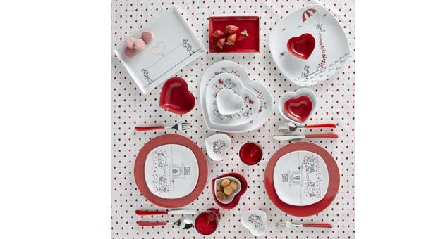 Porselen Sevgililer Günü için Porland'da aşkla buluştu