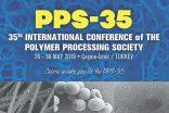 35. Uluslararası Polimer İşleme Mühendisliği Konferansı İzmir'de gerçekleşecek