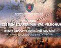 Preveze Deniz Zaferi, Piri Reis Alanında kutlanacak