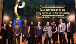 İstanbul Sabiha Gökçen Uluslararası Havalimanı'na PRİDA'dan 4 ödül