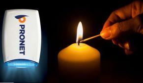 Pronet elektrik kesintilerinde de hırsızlara geçit vermiyor