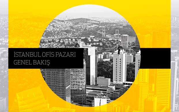 İstanbul'da büyüyen ofis stoku rekabeti kızıştırdı!