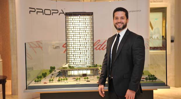 Propa Vista ile 'yeni nesil ev' konsepti artık Anadolu Yakası'nda