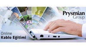 Prysmian Kablo'dan sektöre bir ilk daha: Türkiye'nin ilk online kablo eğitimi