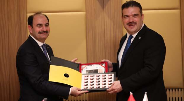 PTT AŞ ve Anadolu Üniversitesi'nden örnek işbirliği
