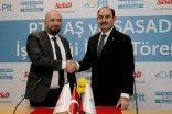 PTT A.Ş. ve SaSaD'tan e-Dönüşüm iş birliği