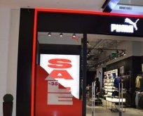 PUMA'nın yeni konseptine sahip mağazası Emaar Square Mall'da açıldı