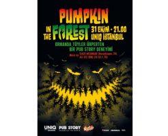 İstanbul'un en çılgın Halloween Partisi UNIQ İstanbul'da
