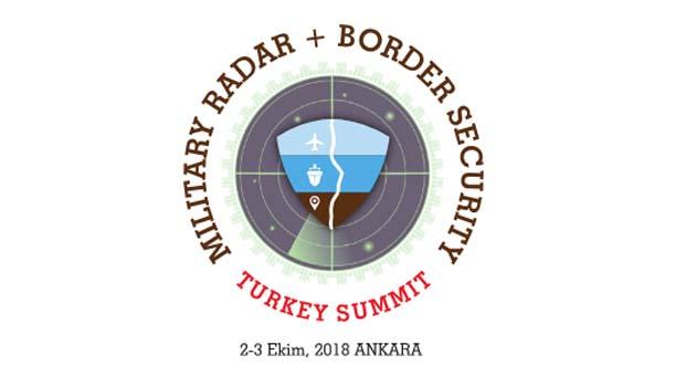 I. Uluslararası Askeri Radar ve Sınır Güvenliği Zirvesi yarın başlıyor