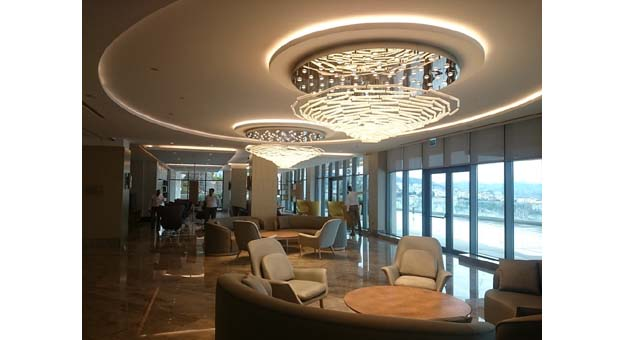 Radisson Blu Trabzon'a Hotelya imzası