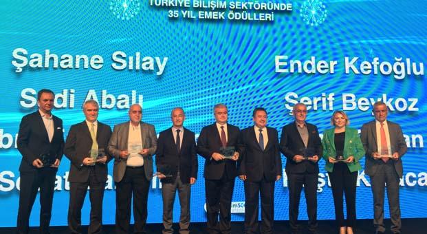 Radore, Türkiye'nin ilk 500 bilişim şirketi sıralamasında yükselişini sürdürüyor