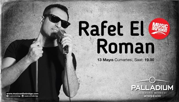 Rafet El Roman Palladium Ataşehir'de
