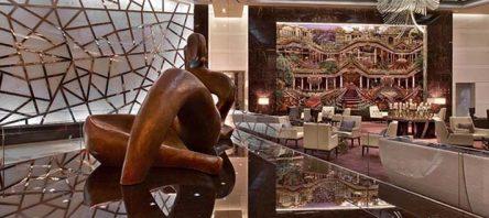 Raffles Istanbul Türkiye'nin En İyi Oteli seçildi