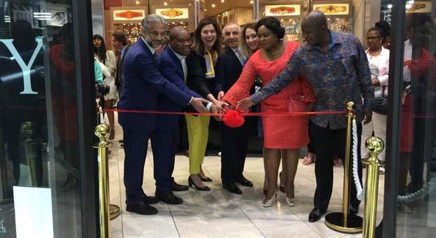 RAMSEY Afrika'nın kapasını Johannesburg'tan açtı