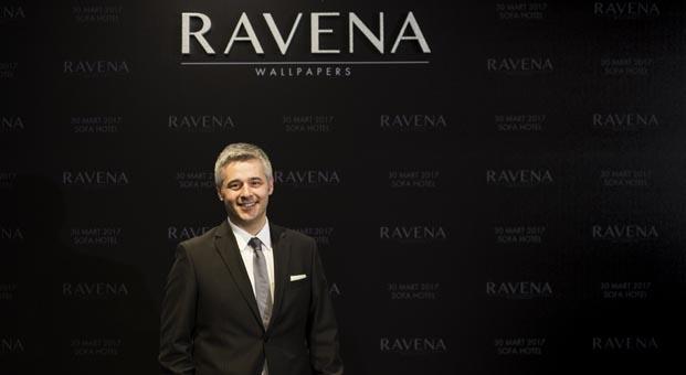 Yeni duvar kağıdı markası Ravena açılış lansmanını gerçekleştirdi