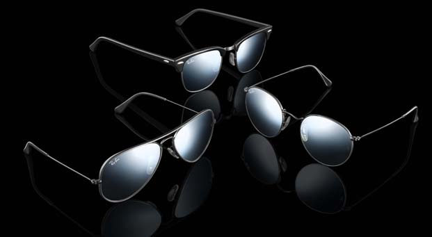Ray-Ban Flash Black Koleksiyonu Şimdi Atasun Optik'te