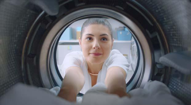 Geniş ailelere Regal çamaşır makinesi