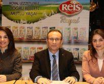 Reis Gıda'dan sektöre ''Royal'' lezzetler