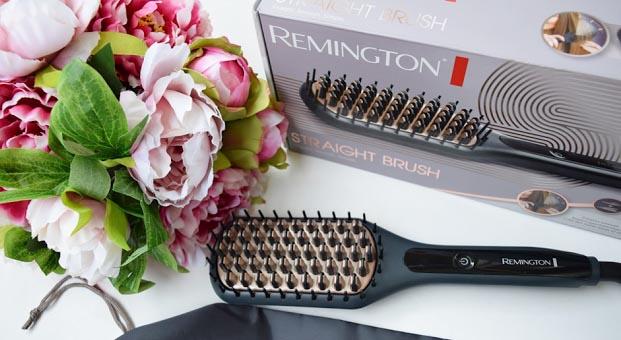 Remington ile saç düzleştirmek çok kolay