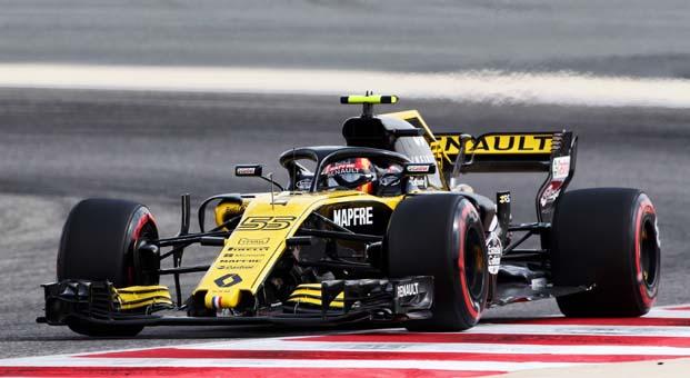 Renault Bahreyn'den puanla döndü