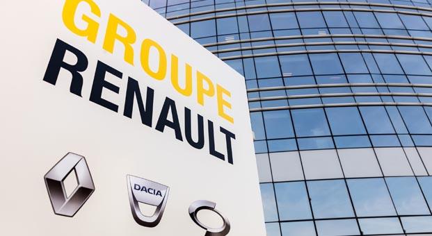 Renault Grubu'nun cirosu ilk çeyrekte yüzde 25.2 arttı