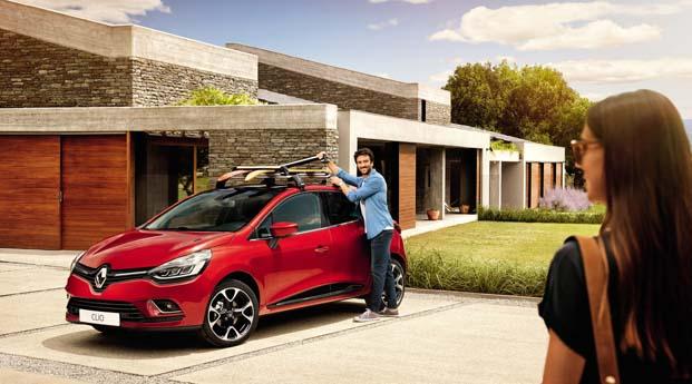 Renault'da 'Yarısını Şimdi Kalanı 2018'de Öde' kampanyası