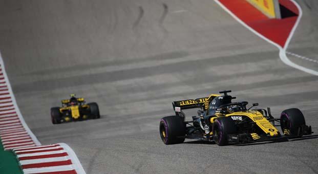 Renault'dan sezonun en iyi derecesi