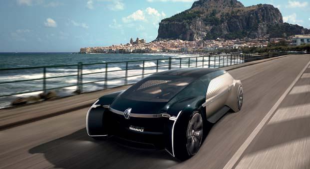 Renault'dan Paris Otomobil Fuarı'nda iki dünya prömiyeri:EZ-ULTIMO ve Yeni Kadjar