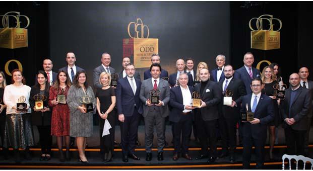 Renault Grubu 2018 ODD Gladyatör Organizasyonunda4 ödülün sahibi oldu