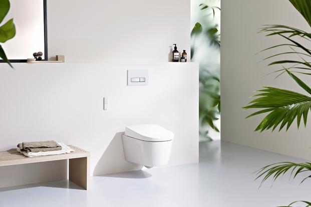 Banyolarda gömme rezervuar devrimi başladı