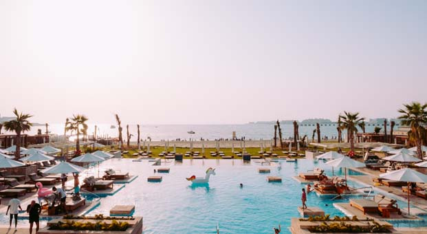 Rixos Hotel, Dubai'nin kalbine yerleşti