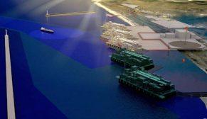 Rönesans ve Saipem'den LNG'ye2,2 milyar euro'luk imza