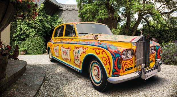 Bir sonraki Rolls-Royce Phantom mirası tekrar Londra'da sergilenecek