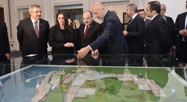 Rönesans Holding 1.2 milyar dolarlık yatırımla Ceyhan'da petrokimya tesisi kuracak