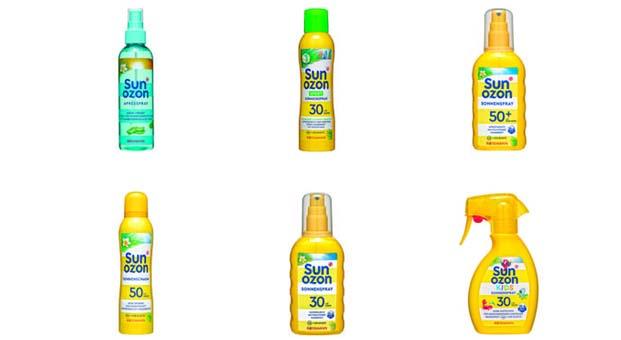 Rossmann'dan güneşi filtreleyen, koruyan, bakım yapan sihirli seri; SunOzon