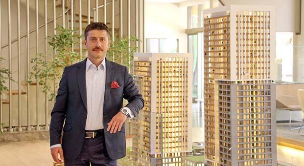 Kartal'ın 'Yeni yaşam merkezi'Royal Garden Yakacık'ta satışlar devam ediyor