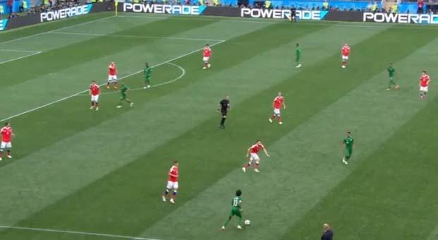 Rusya Suudi Arabistan maçı kaç kaç bitti maç skoru sonucu