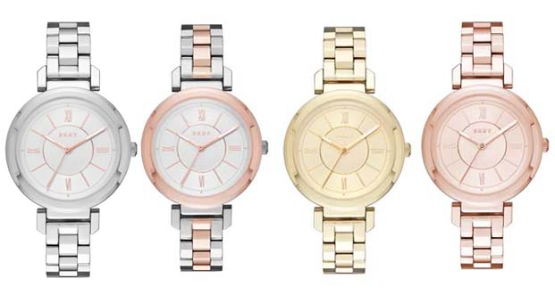 DKNY Ellington saat modeliyle ışıltıyı bileklerinizde hissedin