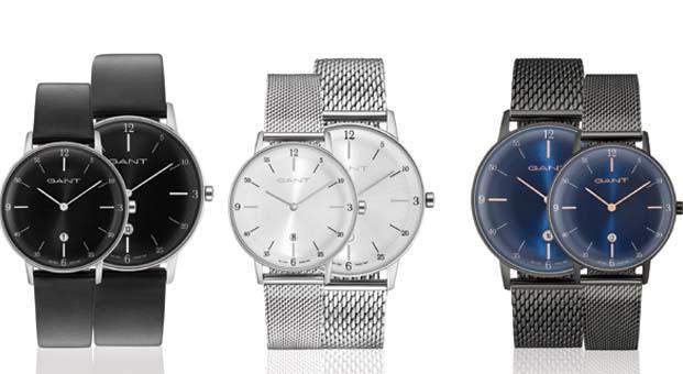 Gant saatleri ile her yerde farkedileceksiniz