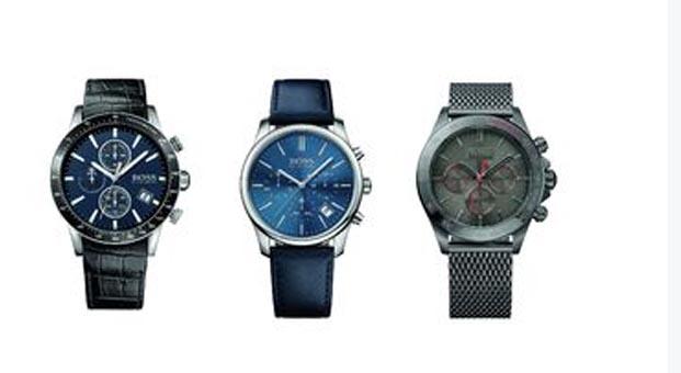 Sportif erkek saatleri Boss Watches