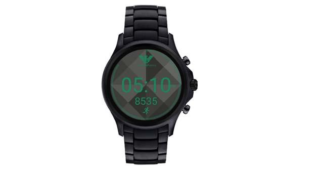 Teknolojik ve şık Emporio Armani akıllı saatleriyle dünyaya bağlanın