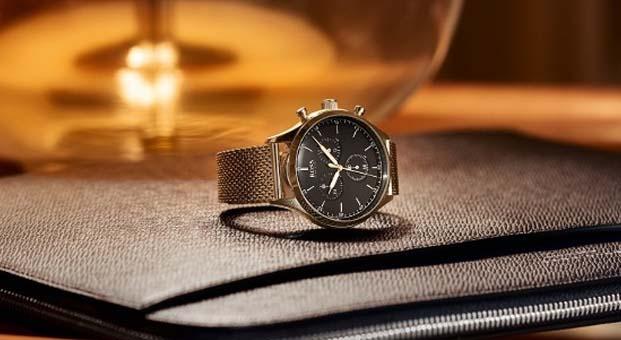 BOSS Watches Companion Koleksiyonu – Sonbahar / Kış 2017 – 2018
