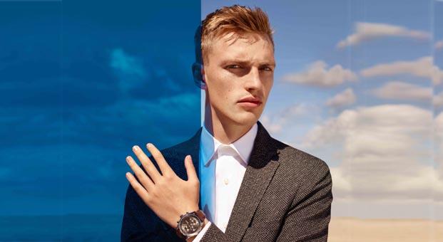 Boss Watcehs erkek saat stilinin kurallarını yeniden çiziyor