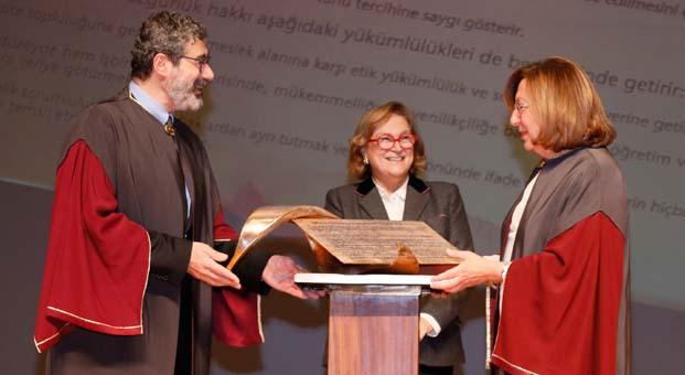 Sabancı Üniversitesi'nin yeni rektörü Yusuf Leblebici oldu