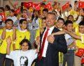 Saran Group 19'uncu spor salonunu Kırıkkale'de açtı