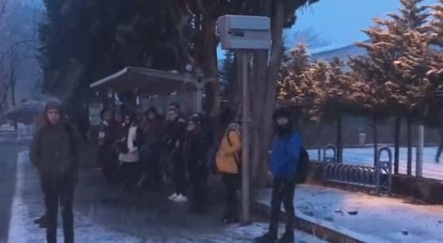 Sakarya'da bugün okullar tatil mi 8 Ocak 2019 Salı